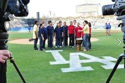 Dodgers Stadium Filipino Night