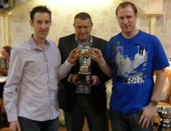 Handicap Tournament Mens Doubles Winner