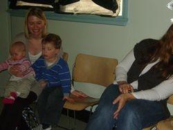 Kelly, Natalie & Dylan