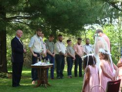 Beginning ceremony prayer