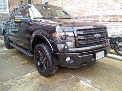 2015 Ford F150 FX4 Rose Gold Service