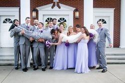 Emily & Kyle - Wedding Party