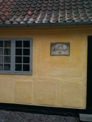 Hans Christian Andersen's House