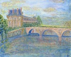 'L Seine ~ 16 x 20