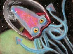 Space Squid Spankowski