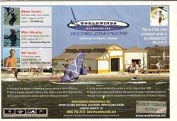 Windsurfing Magazine ad