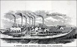 Tipton Staffs. 1873.