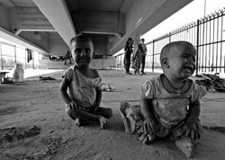 15 Despite a raft of new government policies, the chances of these children escaping a life on the street remain slim