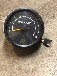 2002 zr 500 rpm gauge