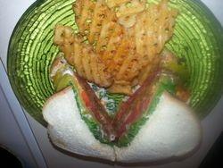 Lentil Veggie Burger 9
