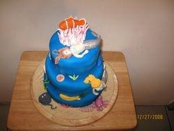 Cake 11A1 -Mermaids Cake