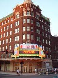Orpheum Theatre, 2003