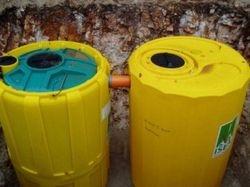BIO CRO (PRO) CASA - Bioloski uredjaj na bazi aktivnog mulja kapaciteta 5 - 25 E.S.