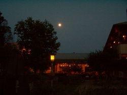 Moon was beautiful Saturday night
