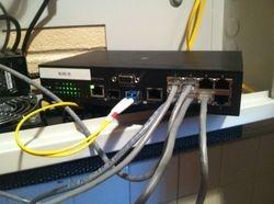 Router Maintenance