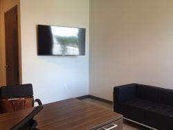 Reception area- office