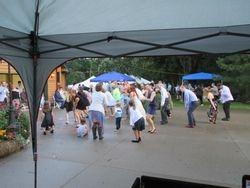 cupid shuffle, always a popular wedding dance.