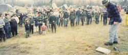 1994 Henning and rallyists