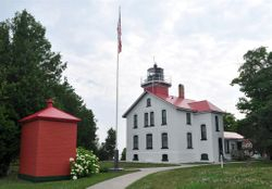 Grand Traverse Lighthouse 3