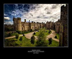Arundel Castle, Arundel, West Sussex, England