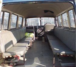 Crewbus interior