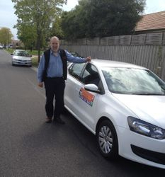 Driving School Mitcham- Volkswagen Polo - Automatic Transmission