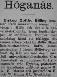 Hotell Molleberg 1901