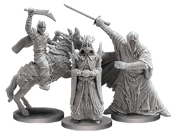 Middle Earth Quest Pieces