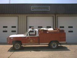 9923 County Brush Truck