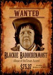 Blackie Badderenmost