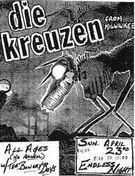 1989-04-23 Endless Night, Rockford, IL