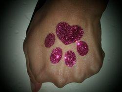 Puppy Heart Paw