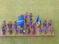 Nassau/Oranje (Friesland) Regiment