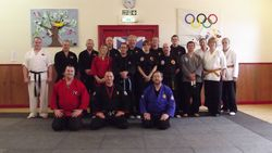 Kong Soo Do & Healing Seminar - Hosted by Smithton Kempo School September 2012