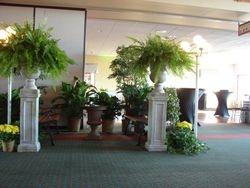 Pedestals/Urns/Plants