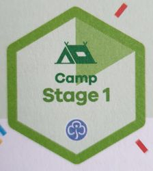 Camp Stage 1 Skill Builder
