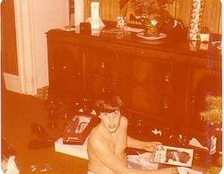 Robert Copp Xmas 1976