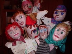 Our Puppets!