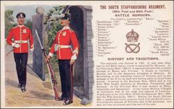 South Staffs Regiment.