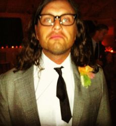 Nathan at Martha & Jared's Wedding (29 Sep 12)