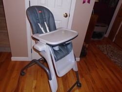 OXO Tot Seedling High Chair, Graphite - $70