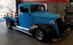1937 Custom Chevy Truck