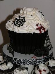 Vampire Themed Wedding