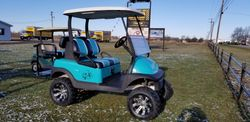 Club Car Precedent Beach Theme