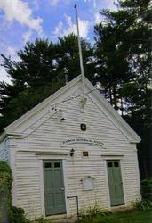 The 1845 Schoolhouse #4,