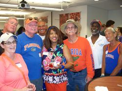 2017 UFTFAA Reception hosted by UF Track & Field Dept.
