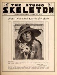 1919 STUDIO SKELETON OCT 18