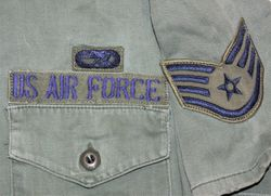 Crew Chief, 355th Tactical Fighter Sqn.