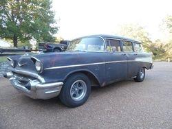 19. 57 Chevy wagon