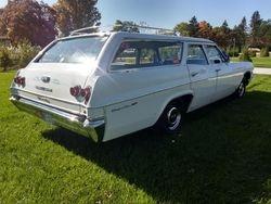 7. 65 Chevy Belair wagon
